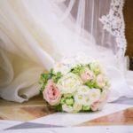 bouquet robe mariage