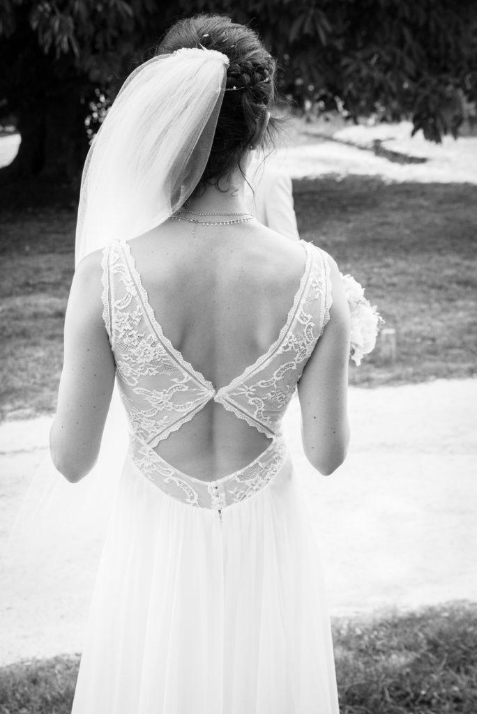 robe mariée photographe mariage