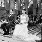 égilse cérémonie mariage mariés