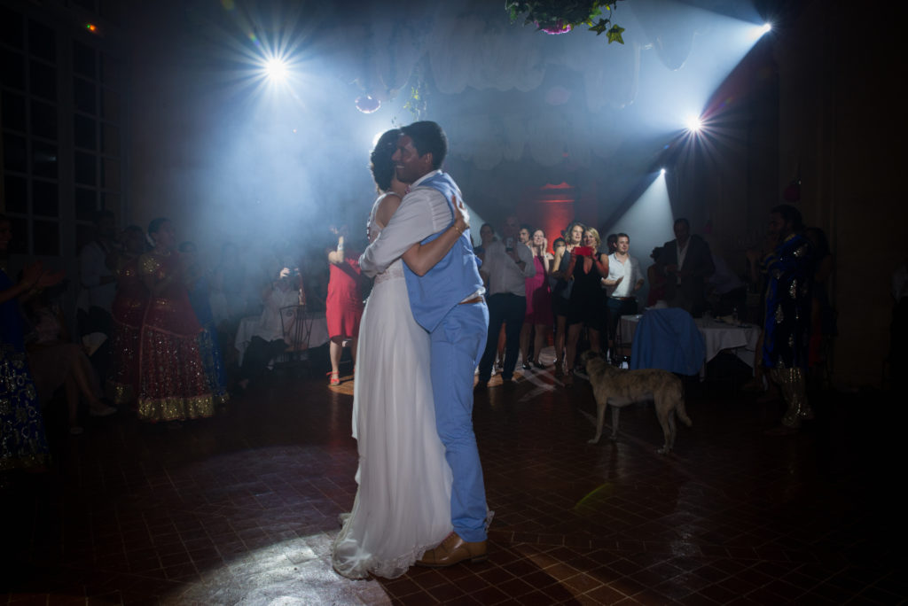danse mariés